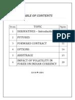 Derivatives Final