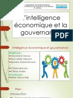 Ie Et Gouvernance