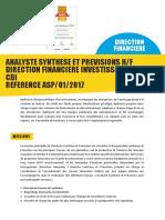 Fiche de poste Analyste Synthèse et Prévisions V2 2017.01.17.pdf