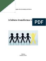 Proj. Doação de Livros Cpi 2018