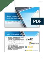 LESSON 1.1.2 - Online Platforms