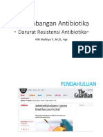 Kapsel - Bahan Alam 3 - Perkembangan Antibiotika