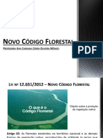 Codigo Florestal, Pnma, Pnrh