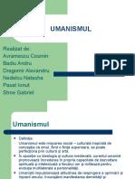 Umanism FINAL.pptx