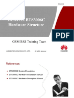 HUAWEI BTS3006C Hardware Structure