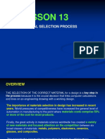 Lesson 13 - Material Selection Process - Rev. 0.ppt