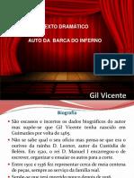 Gil Vicente 9º Ano