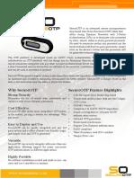 Secureotp Brochure