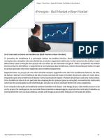 Artigos - Teoria Dow – Segundo Princípio - Bull Market e Bear Market.pdf