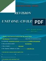 Revision Unit 1 Exploring the Past