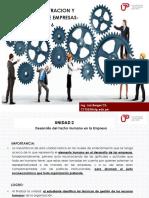 Semana 6 Administracion y Organizacion de Empresas -Luis Berger