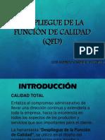 Despliegue en función de la calidad (QFD).pptx