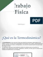 PPT 16.- Primera Ley de La Termodinámica.