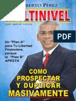 Multinivel Como Prospectar y Du - Roberto Perez