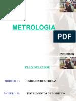 Presentación de Metrología