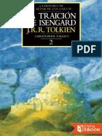 12 La traicion de Isengard - J. R. R. Tolkien.pdf