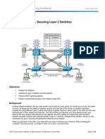 CCNPv7.1_SWITCH_Lab 10-1_Securing_Layer2_STUDENT FABIAN ANDRADE.docx
