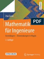 Ziya Şanal (auth.) - Mathematik für Ingenieure_ Grundlagen - Anwendungen in Maple-Springer Vieweg (2015).pdf