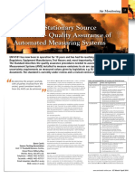 En14181 Stationary Source Emissions - Quality Assurance of Automated Measuring Systems (1)