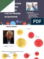 Habermas y Macintyre