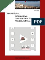 Jurisprudencia Internacional Constitucional Penal Processual Penal