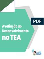 AVALIAÇÃO DO DESENVOLVIMENTO NO TEA