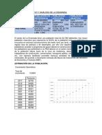 Población Objetivo y Análisis de La Demanda