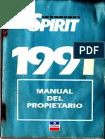 Manual del Propietario Spirit 1991.pdf