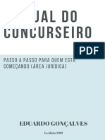 MANUAL DO CONCURSEIRO - EDUARDO GONÇALVES - 1. ED. 2019.pdf
