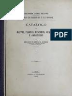 Archivo de Marinha e Ultramar, catalogo de mappas, plantas, desenhos, gravuras e aguarellas.pdf