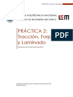 Práctica 2-Tracción, Forja y Laminado (1)