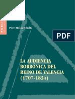 MOLAS, Pere - La Audiencia Borbónica del reino de Valencia.pdf