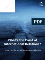 [Dyvik] What's the Point of International Relations.pdf