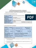 Guía de actividades y rúbrica de evaluación - Fase 5 - Postarea costos.docx