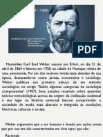 slide Max Weber.ppsx