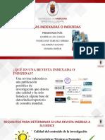 REVISTAS INDEXADAS.pptx