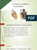 POLITICA FISCAL Y MONETARIA CLASE 09 - 2.ppt
