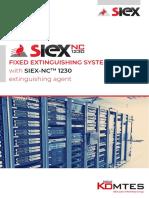 Siex-nc 1230 Eng