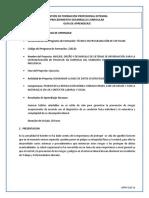 Guia de Aprendizaje Salud Ocupacional - Técnico en Programación de Software