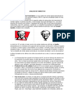 Analisis de Marketing Kfc
