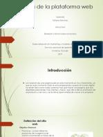 Mapa de La Plataforma Web