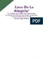 Alegría LIBRO DE LA ALEGRIA.doc