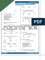 Balotario Bimestral 4to Bim - Algebra 2do