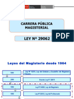 CARRERA PUBLICA MAGISTERIAL