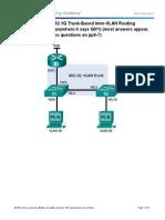 5.1.3.7 Lab - Configuring 802.1Q Trunk-Based Inter.pdf