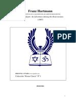 Una Aventura en la mansión de los adeptos rosacruces - Franz Hartmann.pdf