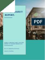 Sohail Khan - Final Case Report