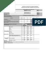 Formato de Inspección ambiental