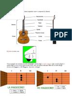 Lezione 1 Mi Maggiore e La   Maggiore.pdf