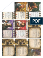 Cartas Arkham Horror